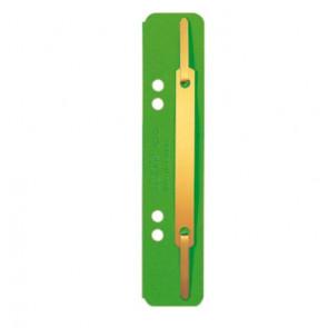 Leitz Einhänge-Heftstreifen Kurz Kart 3701 Grün 25St