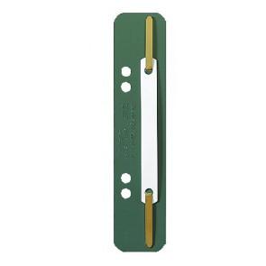 Leitz Einhänge-Heftstreifen 3710 Kurz Grün 25St
