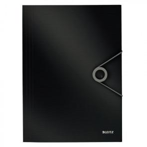 Leitz Eckspanner Solid A4 schwarz 45631095