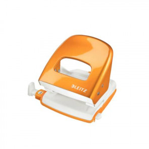 Leitz Locher Next Serie Orange Metallic 50082044