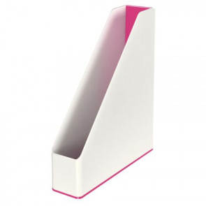 Leitz Stehsammler Wow zweifarbig pink metallic