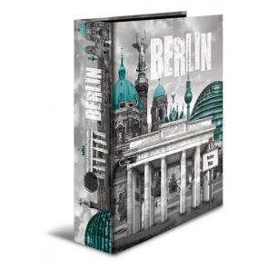 Motivordner Design Berlin DIN A4 Format 75 mm
