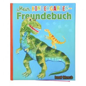 Dino World Kindergarten-Freundebuch || Depesche 11081