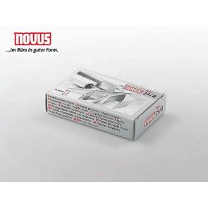 Novus Heftklammern 23-8 1000 Stück