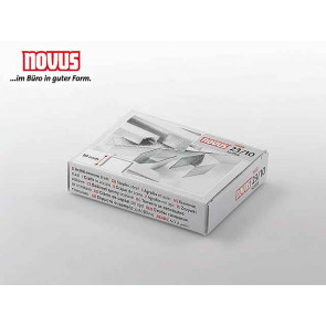 Novus Heftklammern 23-10 1000 Stück