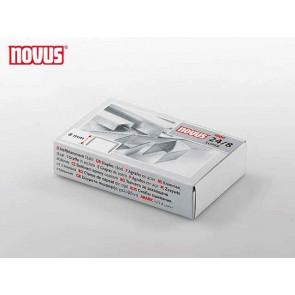 Novus Heftklammern 24-8 1000 Stück