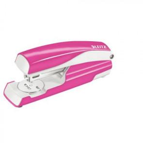 Leitz Wow NeXXt Heftmaschine 5502 pink metallic 30 Blatt