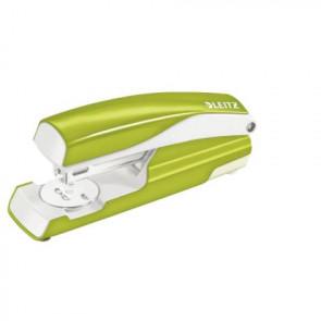 Leitz Wow NeXXt Heftmaschine 5502 grün metallic 30 Blatt