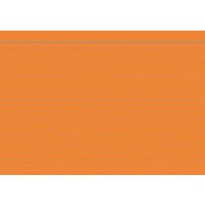 RNK Karteikarten DIN A6 orange liniert 100St.