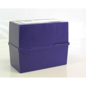 Metzger & Mendle Karteikartenbox DIN A6 ungegüllt