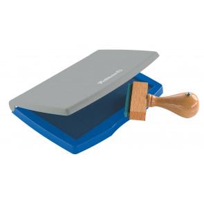 Pelikan Kunststoffstempelkissen 2E 7 x 11 cm Blau