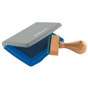 Pelikan Kunststoffstempelkissen 3E 5 x 7 cm Blau