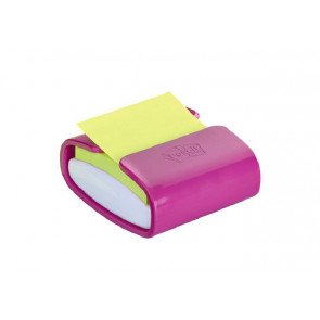 3M Haftnotiz Post-it Sticky Z-Notes Spender fuchsia