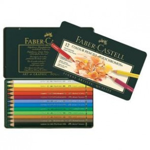 Faber Castell Künstlerstift Polychromos 9201 12Er Etui