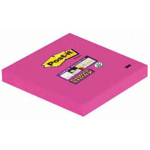 3M Haftnotiz Post-it Sticky Notes 76x76mm 90Blatt ultrapink