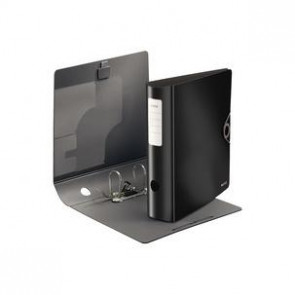 Leitz Solid Ordner DIN A4 schwarz 82mm breit
