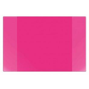 Veloflex Schreibtischunterlage pink 40x60cm Velocolor, inkl. seitlichen Taschen incl