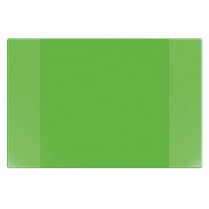 Veloflex Schreibtischunterlage grün 40x60cm Velocolor mit seitlichen Taschen incl