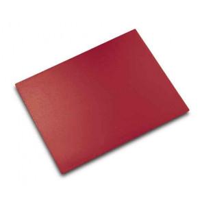 Läufer Schreibtischunterlage DURELLA 52x65cm rot