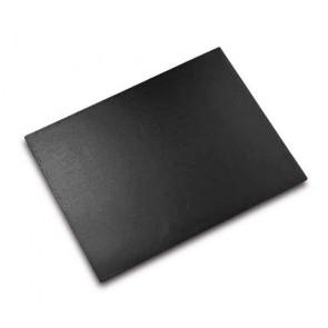 Läufer Schreibtischunterlage DURELLA 52x65cm schwarz