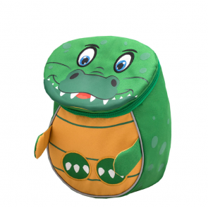 """Belmil Mini Animal Crocodile Kindergarten Rucksack """"grün"""""""