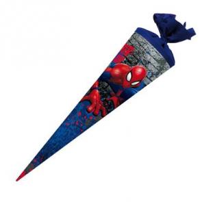 Nestler Schultüte 70cm rund Filz Spider-Man