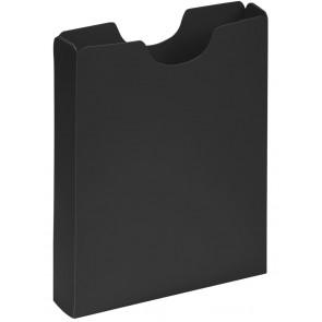 Pagna Heftbox A4 oben offen PP schwarz 242x361x5mm