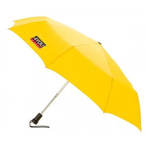 4YOU Taschenschirm gelb