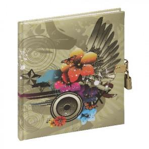 Pagna Tagebuch mit Schloss 128 Seiten Beatbox