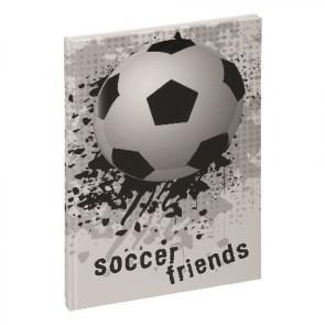 Pagna Freundebuch 60 Seiten Fussball