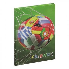 Pagna Freundebuch 60 Seiten Fairplay