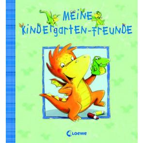 Loewe Freundebuch Kindergarten Drache ab 4 Jahre