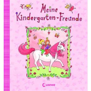 Loewe Freundebuch Kindergarten Einhorn ab 4 Jahre