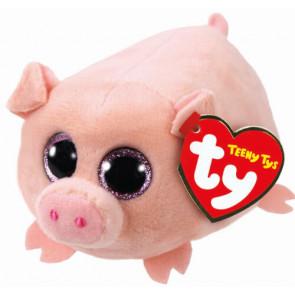 Ty Warner Plüsch Beanie Boos 10cm Glubschis Wischer Curly Schwein
