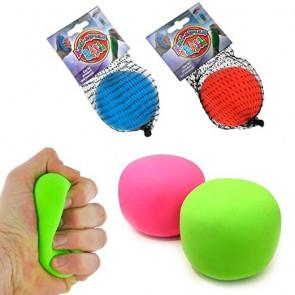 Antistressball farblich sortiert