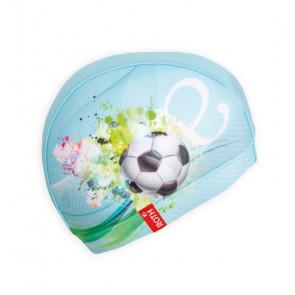 Roth Kinder-Badekappe Motiv Fußballstar