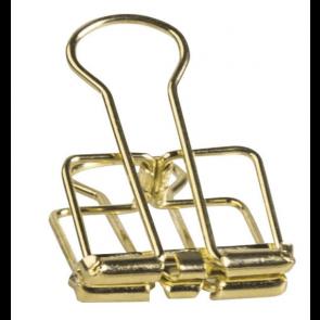 Knorr Prandell Deko Clip 8 Stück gold
