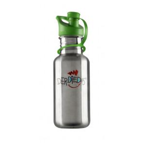 DerDieDas Edelstahltrinkflasche grün