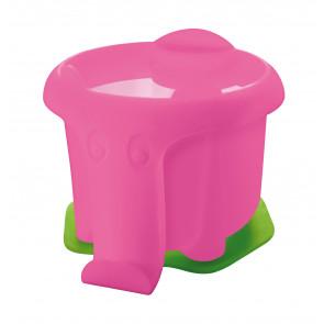 Pelikan Wasserbox Pink Elefant mit Pinselhalter und Wasserkammer