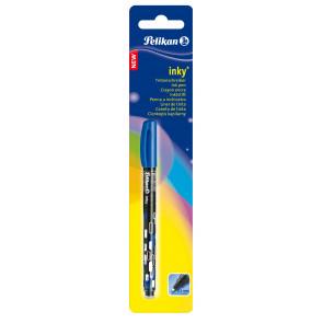 Pelikan Tintenschreiber Inky® Blau Blisterverpackung mit 1 Stück