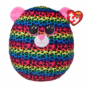 TY Squish-A-Boo 20cm Dotty Leopart