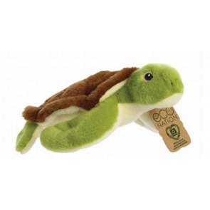 AURORA Kuscheltier Eco Nation Kuscheltiere Schildkröte 25 cm seitlich