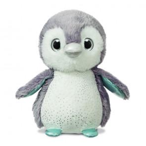 AURORA Kuscheltier Sparkle Tales Kuscheltiere Lumi Pinguin 30 cm von vorne
