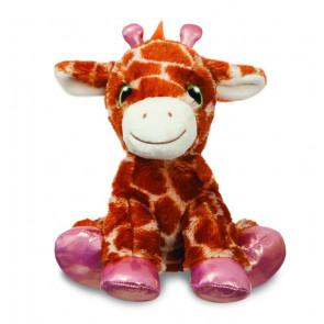 AURORA Kuscheltier Sparkle Tales Kuscheltiere Mia Giraffe 30 cm von vorne