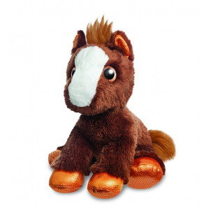 AURORA Kuscheltier Sparkle Tales Kuscheltiere Mystic Pferd 30 cm von vorne