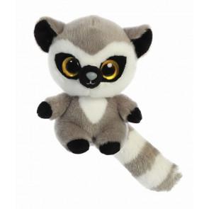 AURORA Kuscheltier Yoohoo Lemmee Lemur 20 cm von vorne