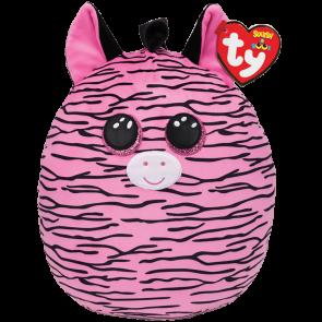 TY Squish-A-Boo 35cm Zoey Zebra