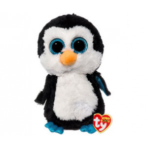 Ty Plüsch puffies 15cm Waddles Pinguin