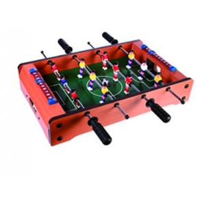 Holz Tischfußballspiel Kicker circa 51 x 31 cm