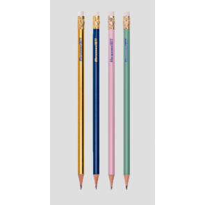 Brunnen Bleistiftset 4er HB #Harmony